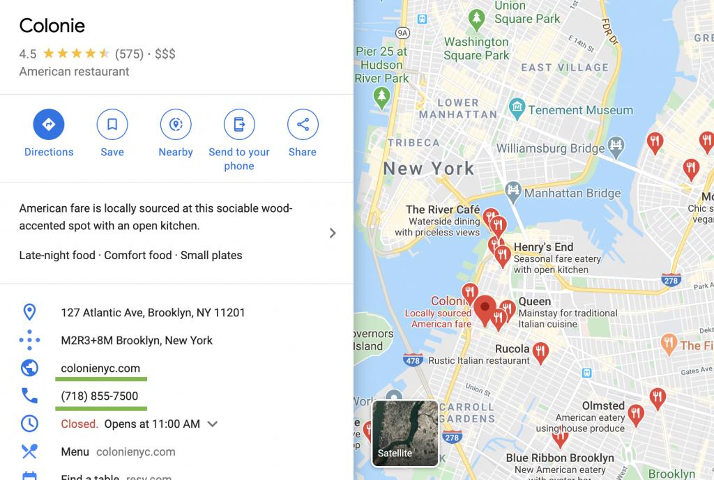 Google Haritalar veri çıkarıcı