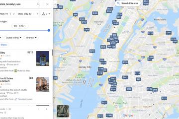 Comment extraire des données de Google Maps