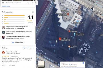 Google reviews exporting