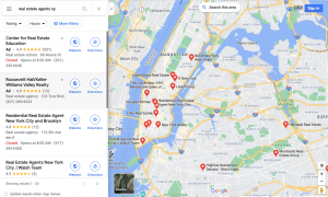 google maps for sales