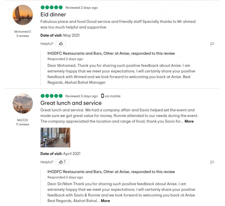 tripadvisor reviews scraper