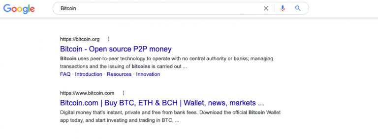 谷歌搜索抓取结果